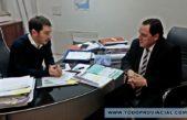Vitale informó que en vialidad nacional le confirmaron la construcción de la autovía en la Ruta Nacional Nº3