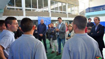 """Mosca en Quilmes junto a Martiniano: """"tenemos el compromiso de luchar contra un sistema corrompido"""""""