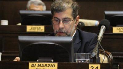 """Di Marzio pidió """"debate profundo"""" sobre la ley de uso de agrotóxicos"""