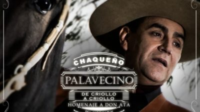 """El Chaqueño lanza su segundo corte difusión de su disco """"Piedra y Camino"""""""