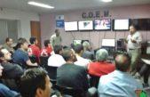 La Plata / Se reunió el Comité de Emergencia Municipal ante la probabilidad de tormentas fuertes