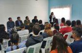 """Carlos Casares / Lanzaron el Programa """"Creer en Plural"""""""