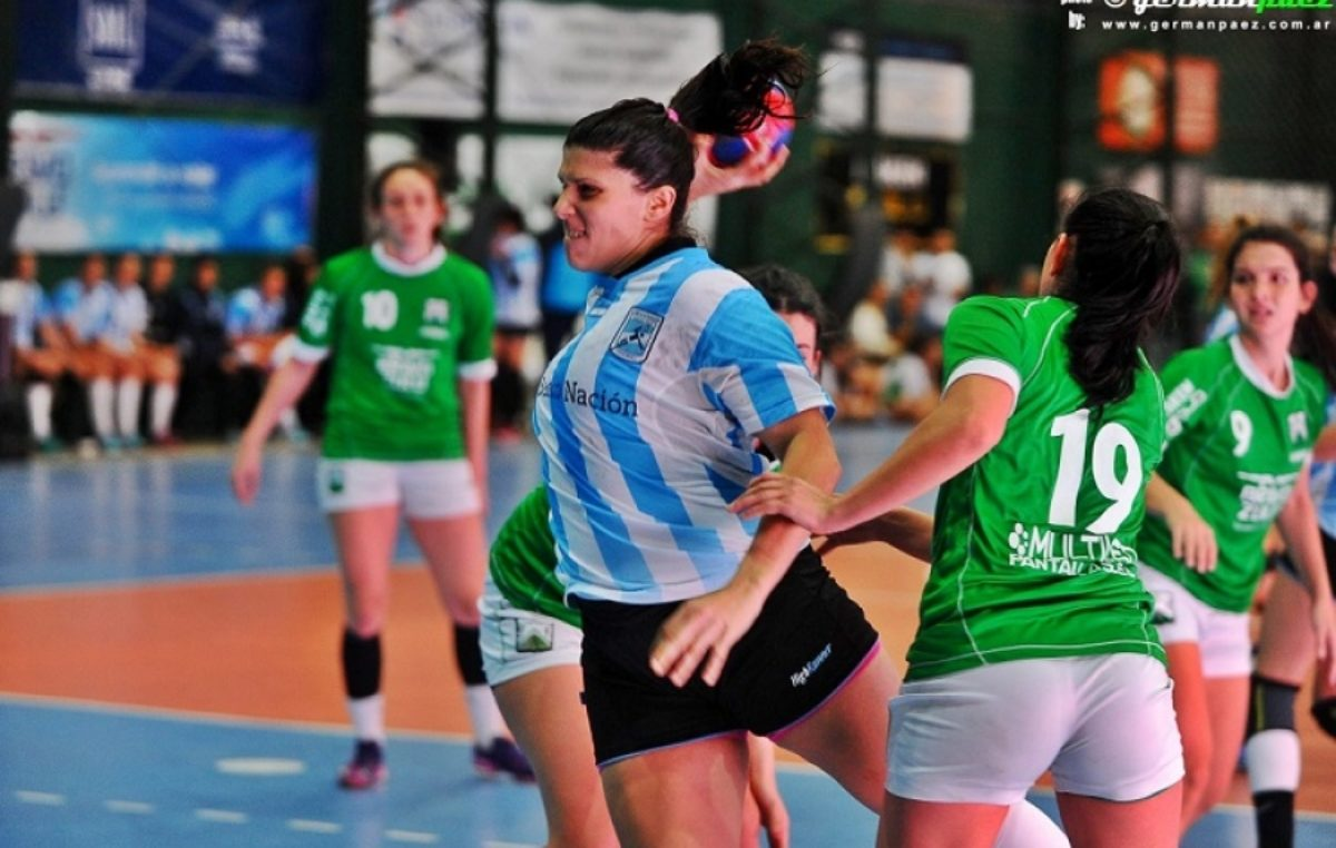 """Magui """"el emblema"""" del Handball femenino que no participará de Río 2016"""