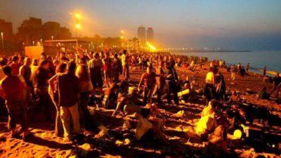 En Pinamar habilitarán la instalación de bares y la venta de bebidas en la playa