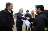 Nación invierte 98 millones en mejoramiento habitacional en Alte Brown