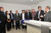 La Plata / Garro inauguró la ampliación de la clínica del niño