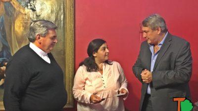 """Pilar / D´Onofrio expresó que """"El FR debate los problemas de la gente, no de los dirigentes"""""""