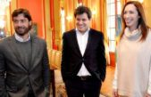 """En una reunión de gabinete ampliado, Vidal y Manes presentaron la """"Unidad Ejecutora de Capital Mental"""""""