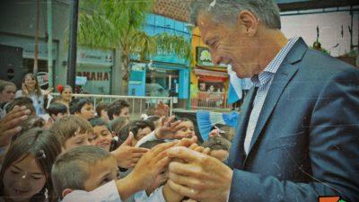 """Macri aseguró que """"uno de cada tres argentinos está en la pobreza"""""""