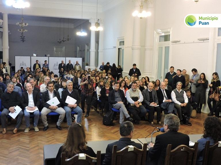 Puán / Un municipio en acción contra las drogas