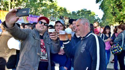 EL Oktoberfest platense convocó a más de 30 mil personas