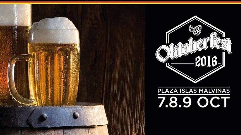 """La Plata / LLega el 5to """"OktoberFest"""" platense al Islas Malvinas"""