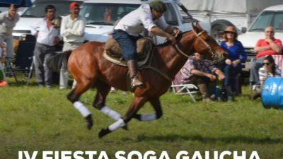 Necochea / Se viene la fiesta de la soga gaucha en Juan N. Fernández