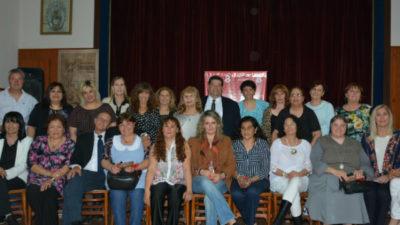 Berisso / Nedela reconoció a docentes del distrito
