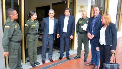 """Gutierrez desde Colombia sostuvo que """"Argentina sigue siendo empática para organizaciones criminales"""""""