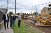 De Luca y Van Tooren entregaron viviendas en Chivilcoy y Olavarría