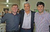 #DíadelaLealtad / Sin ningún K, Domínguez, Bossio y Romero lo festejaron en Junín