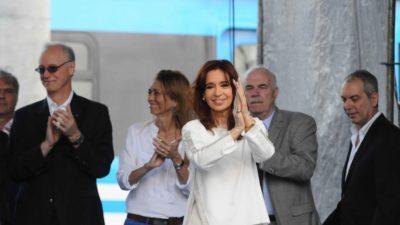 Las Universidades de Quilmes y Avellaneda entregarán el Honoris Causa a Cristina Kirchner