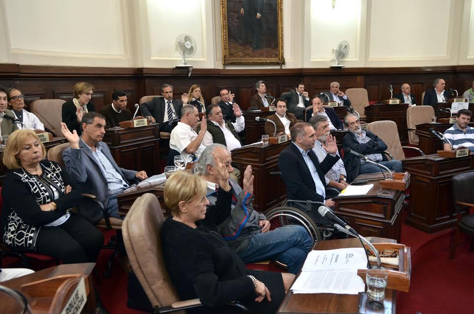 El Concejo Deliberante de La Plata aprobó un aumento en los impuestos municipales