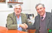 Pila es el primer municipio en firmar convenio con Conte Grand e implementar el SIBOM