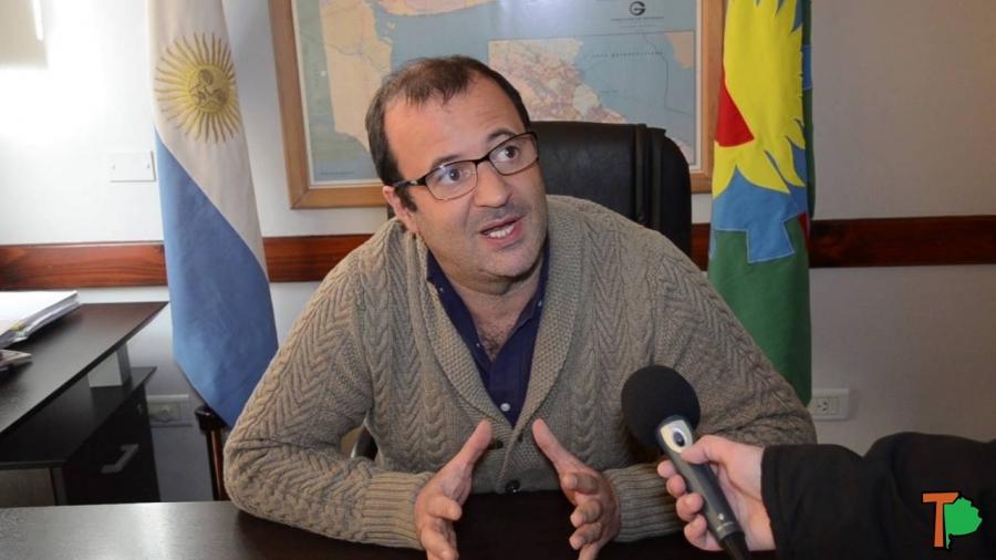 """Daletto: """"De ninguna manera vamos a negociar con la oposición aumentar el déficit de la Provincia"""""""