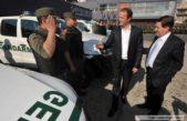 Insaurralde contento por el regreso de Gendarmería Nacional al Conurbano