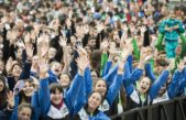 Los chicos bonaerenses pisan fuerte en los Juegos Evita 2016
