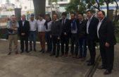 #Prespuesto2017 / Lacunza brindó detalles ante jefes comunales de la primera sección