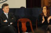 """CFK al hueso: """"El gobierno de Macri es una asociación ilícita terrorista"""""""
