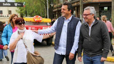 """Massa impulsó un programa en Tigre para """"cuidar a los turistas"""""""