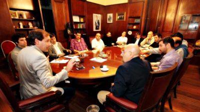 La Plata / Garro se reunió con la Asociación de Medios Digitales