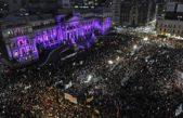 """#NiUnaMenos / """"Pará la mano"""" rezaba uno de los carteles en la multitudinaria marcha"""