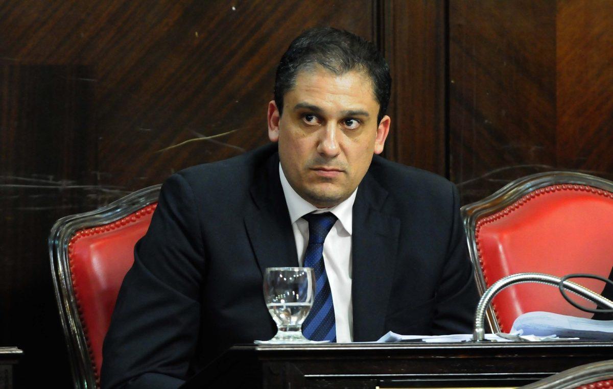 Pampín fue a la guerra: Le pidió a Vidal que no se deje presionar con Angelici y que aumente el impuesto a los Bingos