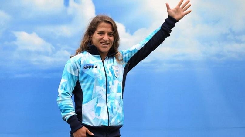 """Paula Pareto: """"Estudiar y hacer deporte porque son cosas complementarias"""""""