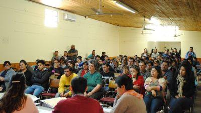 """Villarino / """"Se jugó con la ilusión de los sectores más vulnerables de Pedro Luro"""", dijo Trelles"""