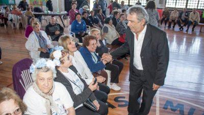 Colón / Casi participó del 1er encuentro regional de la tercera edad