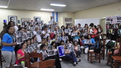 Mujeres peronistas de la quinta realizaron el primer encuentro del Frente Nacional y Popular