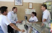 """La Plata / Garro mandó el """"gabinete a la calle"""" para nutrirse de los problemas cotidianos de los vecinos"""