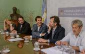 Faroni contento porque la Ley de Mecenazgo impulsará la cultura en los pueblos de la provincia