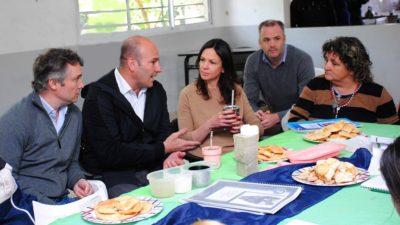 Quilmes / Molina y Stanley impulsan emprendimientos sociales