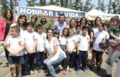 Malvinas Argentinas / Nardini intercambio ideas con alumnos y docentes de escuelas secundarias