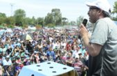 M. Argentinas / Vivona metió 30 mil personas en el 5º Encuentro de Clubes Barriales de ADN