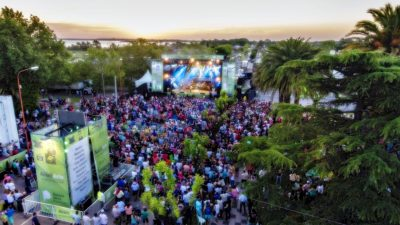 Más de 14 mil personas disfrutaron de AcercArte en Puan