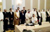 Sarquís y Michetti acordaron inversiones por 1300 millones de dólares con Qatar