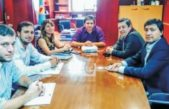 Acerbo gestionó obras para Daireaux con organismos provinciales
