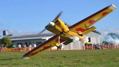 Se viene el 7º Encuentro de Aeromodelismo en el Aero Club Miramar