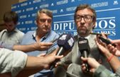 """Amondarain calificó como """"positivo"""" el primer año de gestión de Vidal"""
