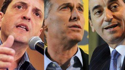 De cara al 2017 / Massa puntea, Macri no hace pie y Randazzo no levanta ¿Que pasará con CFK?
