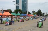 Se corrió en Tigre el Campeonato Argentino de Autos Ecológicos