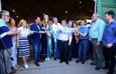 Sujarchuk inauguró la primera Expo Escobar con más de 200 industrias y comercios del distrito